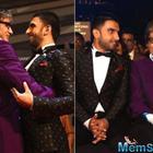 Ranveer Singh: Things what Big B said on stage made my heart glow