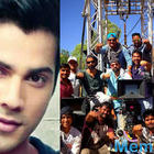 Varun found bit difficult to shoot action-packed 'Dishoom'