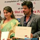 SRK: 'Make In India' most significant initiative launched by PM Narendra Modi
