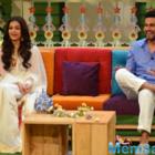 On the Kapil Sharma show, Aishwarya and Randeep promote Sarbjit