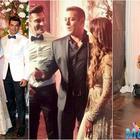 Bollywood mega stars attended Bipasha and Karan's grand wedding reception