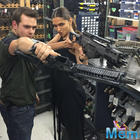 Deepika takes training on operating a gun for xXx