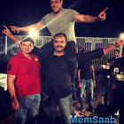 Catch out: Salman's fun moments during the Sultan's wrap-up party