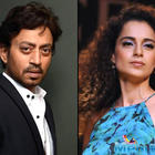 Irrfan: I would like to play a heroine in a film, where Kangana would be the hero