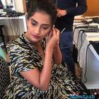 Sonam Kapoor's day 2 at the 69th Cannes Film Festival in Cannes