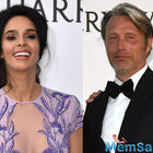 Mallika Sherawat got snapped at the amfAR Gala on May 19 in Cannes.