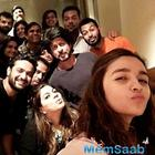 SRK and Alia Bhatt wrapped up Gauri Shinde's film
