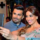 See pics: Bipasha and Karan visit the Kapil Sharma Show