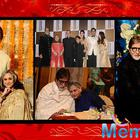 Aish and Abhi wished 43rd wedding anniversary to Ma and Pa