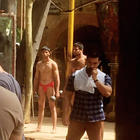 On the sets pic of Aamir Khan's upcoming film Dangal