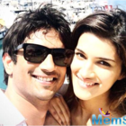 Rubbishes rumours: Kriti dating Sushant Singh Rajput
