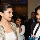 Deepika Padukone says few words on her break-up rumors with Ranveer Singh