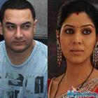 On Sakshi Tanwar's praise, Aamir said, she feels the emotions while doing the scene