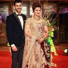 Gorgeous couple: Divyanka-Vivek's reception party stills