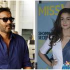Will Alia Bhatt romance with Ajay Devgn in 'Golmaal 4'?