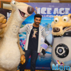In Ice Age: Collision Course Hindi version Arjun Kapoor lends his voice