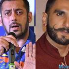 Find out: Why Salman miffed with Ranveer Singh