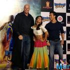 Nathan Jones praised the Bollywood actors and said they are top-notch