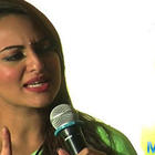 Sonakshi slam the media, on the alleged report of spending night with beau Bunty