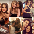 Iulia Vantur celebrates her 36th birthday with Salman family and friends