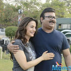 "Preity, Sunny Deol, Ameesha spotted on the sets of ""Bhaiyyaji Superhitt"""