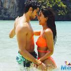 Katrina  sizzles in a bikini with Sidharth in Nitya Mehra 'Baar Baar Dekho'