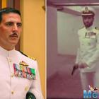 Ranveer Singh turns naval officer for idol Akshay Kumar 'Rustom' and it's absolutely hilarious!