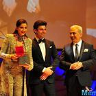 Convey a look: Bollywood actors received top honours at the IFFM 2016