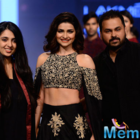 A beautiful Prachi Desai walks for Sonam & Paras Modi, Saiyami Kher at LFW 2016