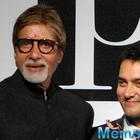 Amitabh confirms of sharing on-screen space with Aamir Khan