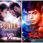 SRK-starrer Fan and Salman's Sultan will be screened at the Busan International Film Festival