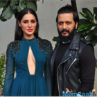 Nargis-Riteish goes super stylish for Banjo promotions on Dance Plus 2