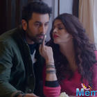 Check out: Aish and Ranbir Sizzling chemistry in Bulleya song from ADHM