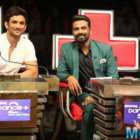 Sushant promotes M.S. Dhoni: The Untold Story on Dance Plus 2 semi finale