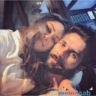 Shahid Kapoor shares the first selfie with wife post daughter Misha's birth