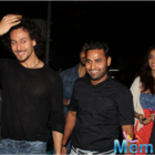 Tiger Shroff and Disha Patani goes on a movie date