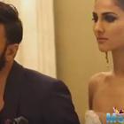 Vaani Kapoor and Ranveer's sizzling hot photoshoot for Harper'sBazaar Bride