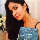 Katrina Kaif shares a picture on social media of Anthony Doerr's novel