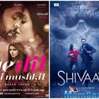First day collection: ADHM earns Rs 13.30 Cr, Shivaay gathers Rs 10.24 Cr