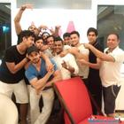 Salman Khan spends quality time with favorite boys