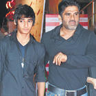 Suniel Shetty's son all set to make his debut in Bollywood