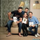Revealed: Hazel Keech and Yuvraj Singh's wedding invitation card