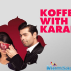 Find here: who will be the next guest on 'Koffee With Karan show