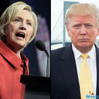Donald Trump beat Hillary Clinton, now he is the 45th President of USA