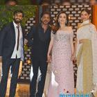 Slam Breakup rumours: Deepika-Ranveer attended Mukesh and Nita Ambani's party