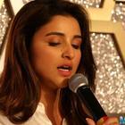 Parineeti Chopra at a mobile launch in Mumbai