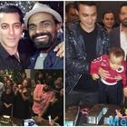 Star-studded party: Salman celebrated his 51 birthday with friends and family