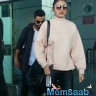 Virat is enjoying new year's eve with ladylove Anushka in Uttrakhand