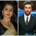 Vidya Balan said it will be lovely to work with Ranbir Kapoor