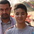 Aamir Khan words Zaira, you are a role model for me